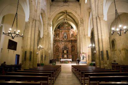 Cóctel molotov contra una parroquia de Córdoba