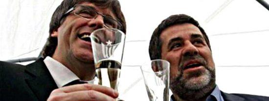 El atorrante 'raca-raca' de los independentistas catalanes