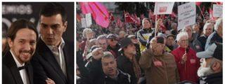 Mayte Alcaraz saca los diez momentos en los que los falaces Sánchez e Iglesias quisieron legislar en caliente