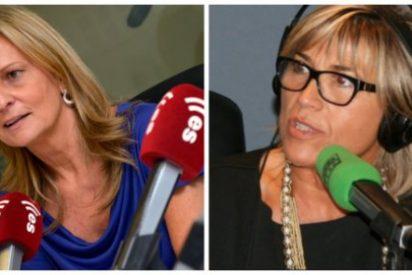 Así es la 'feminista' Julia Otero: Isabel San Sebastián cuenta cómo la de Onda Cero la vetó de su programa
