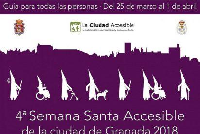 Granada y Ávila apuestan por una Semana Santa accesible para todos