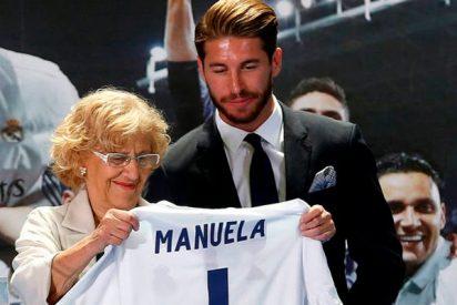La decisión de Manuela Carmena que pone a Sergio Ramos al borde de la ruina
