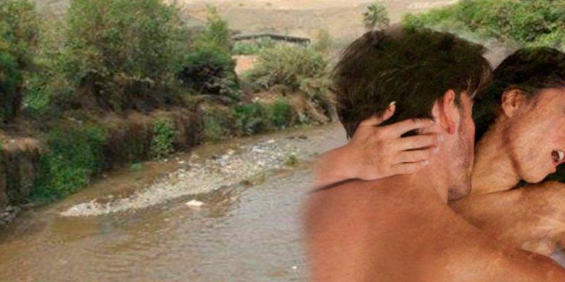 Al río se fueron a 'jugar' sin pensar que les podían robar