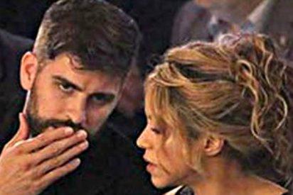 Gerard Piqué está empeñado en transmitir que Shakira no lo ha plantado