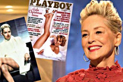 Sharon Stone, la protagonista del 'cruce de piernas' más célebre del cine, cumple 60 años
