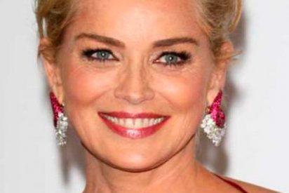 Así de espectacular está Sharon Stone sus 60 años