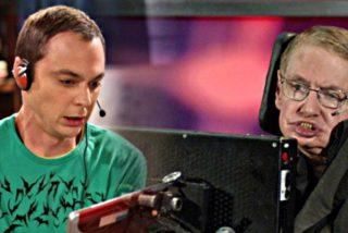 El día que Stephen Hawking 'abochornó' a Sheldon Cooper en 'The Big Bang Theory'