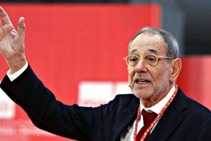 """Javier Solana: """"No estoy contento con el PSOE"""""""