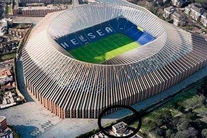 La familia inglesa que se hará millonaria por vivir al lado del nuevo Stamford Bridge