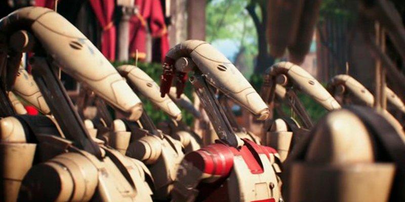 EA ha modificado el sistema de cajas de botín en Star War: Battlefront 2 para que no puedan comprarse