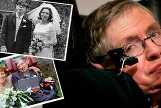 Los amores de Stephen Hawking, al margen de la astrofísica