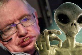 ¿Sabías que Stephen Hawking tenía miedo de los extraterrestres?