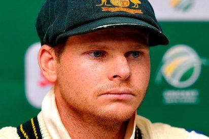 El tramposo capitán australiano de cricket pide perdón llorando como un bebé