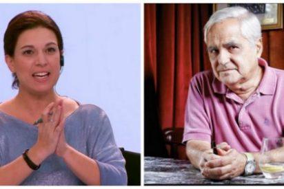Juan Cruz (El País) y Bea Talegón, la panfletera de TV3, se lían a navajazos en Twitter