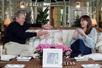Tamara Falcó abre las puertas de 'Villa Meona' a Bertín Osborne