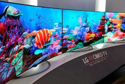 Así son los nuevos televisores Samsung