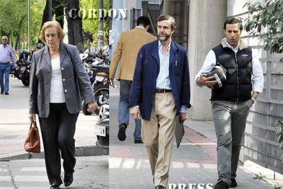 Teresa Rivero, sus hijos Alvaro y Javier juzgados hoy por presunto fraude a Hacienda de 10 millones
