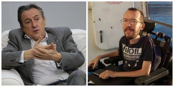 "Hermann Tertsch se cepilla en un soberano tuit al ""trilero"" 'Echeminga' por su nuevo insulto al Rey"