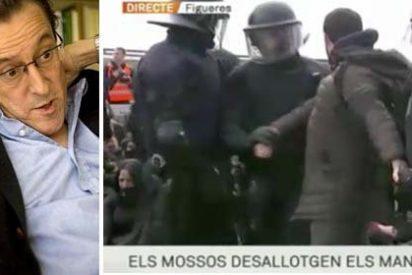 Hermann Tertsch aporta las pruebas que muestran cómo la TV3 es el centro de mando del golpe secesionista