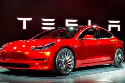 Coche eléctrico: ¿Sabes cuáles son los cinco objetivos de Tesla para 2018?