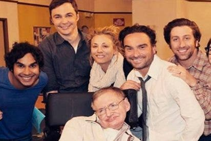 Así despidieron los geniales actores 'The Big Bang Theory' a Stephen Hawking