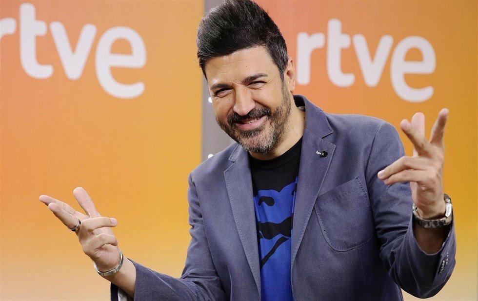 Eurovisión 2018: Tony Aguilar coge el relevo de José María Iñigo