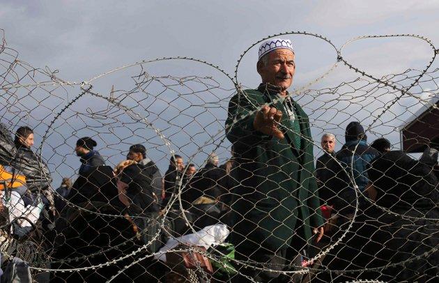 """El párroco de Gaza alerta: la Franja sigue siendo """"una gran prisión"""""""