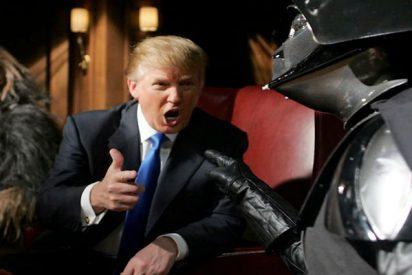 """Trump cree que el cosmos es """"un campo de batalla"""" y quiere crear una """"Fuerza Espacial"""""""