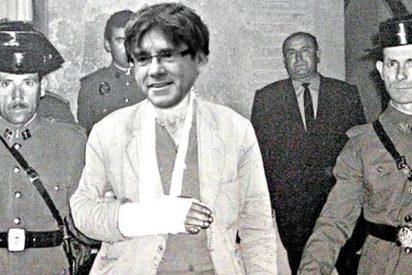 Cachondeo histórico en Twitter con la detención del prófugo Puigdemont