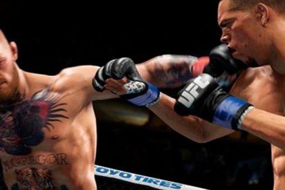 Así es UFC 3, un simulador deportivo que destaca por la variedad de licencias de luchadores