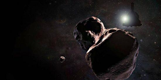 """""""Ultima Thule"""": El encuentro planetario más lejano de la historia ya tiene apodo"""