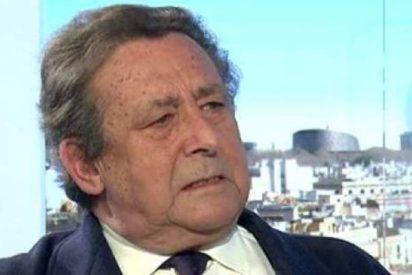"""Las hostias de Alfonso Ussía a los """"homínidos putrefactos"""" que comulgan con la diabólica Ana Julia"""
