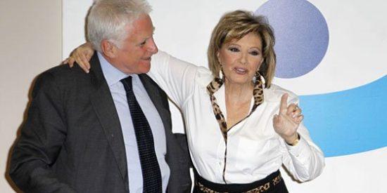 La lista negra de presentadores de Paolo Vasile: Teresa Campos, Pablo Motos, Mercedes Milá…