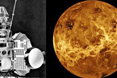 Hace 52 años que los rusos hicieron el primer contacto de una nave espacial con otro planeta