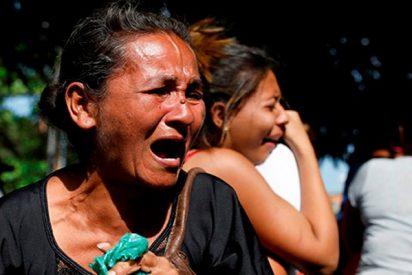 68 muertos en un incendio tras un motín en una cárcel del dictador Maduro