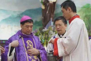 China libera a un obispo fiel a Roma detenido en plena Semana Santa
