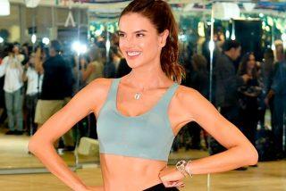 Esta es la rutina fitness que debes seguir para ser un ángel de Victoria's Secret como Alessandra Ambrosio
