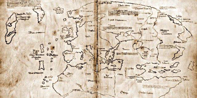 El Mapa de Vinland: ¿Llegaron los vikingos a América antes que Colón o todo es un fake?