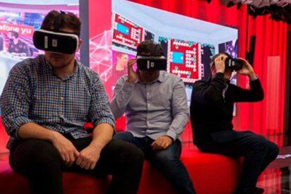 ¿Sabías que Vodafone España ha reducido a menos de la mitad el retardo al enviar contenidos de realidad virtual en tiempo real?