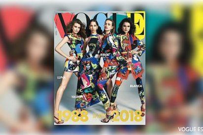 Vogue España celebra su 30 aniversario con un número que recobra el espíritu de los 80 y analiza la evolución de la moda