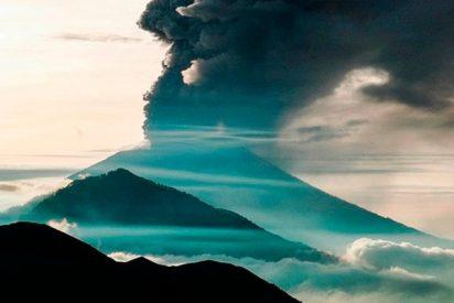 Así suena un trueno volcánico