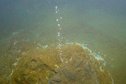 Activada la alerta naranja en el Caribe ante una posible erupción de un volcán submarino