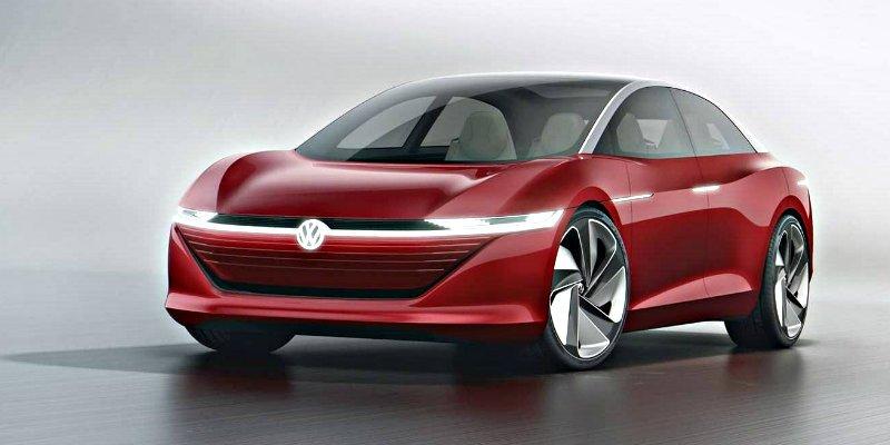 Coche eléctrico: Volkswagen prepará el 'I.D. Vizzion' que funcionará sin conductor