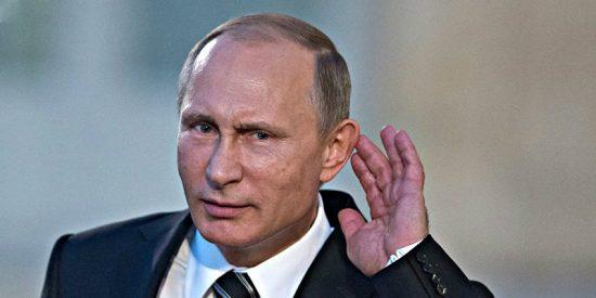 Vladimir Putin presenta a Donald Trump su nuevo supermisil: