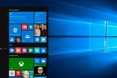 Así es la nueva 'preview' de Windows 10 de Microsoft