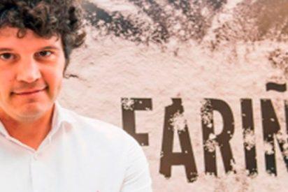 Xose Antonio Touriñan explica todos los detalles de su personaje en 'Fariña' Paquito Charlin