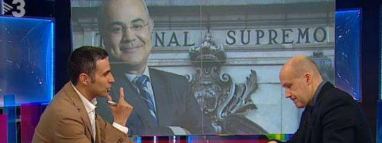 Con esta mala hostia pone TV3 en la diana al juez Llarena y a su esposa