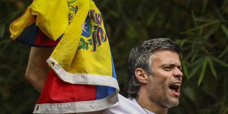 Los sicarios del dictador Nicolás Maduro ocupan la casa del opositor Leopoldo López
