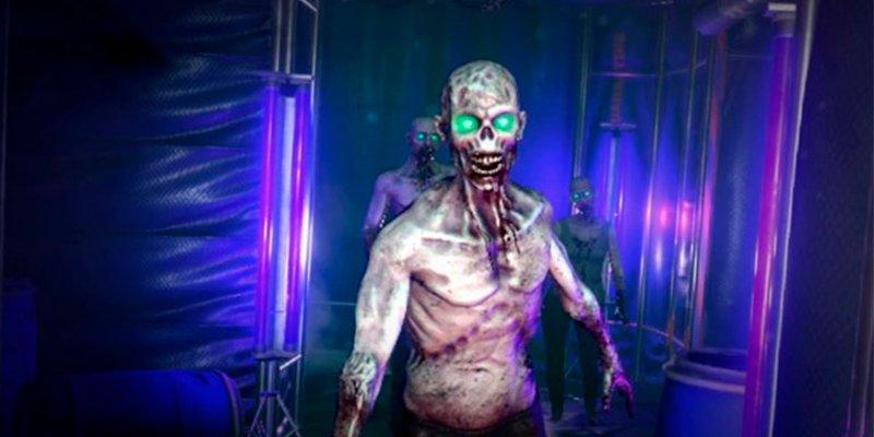 Outbreak Origins, una gran experiencia de realidad virtual