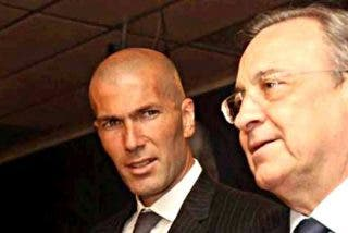 Zidane le gana a Florentino: el deporte se impone a la política en el Real Madrid